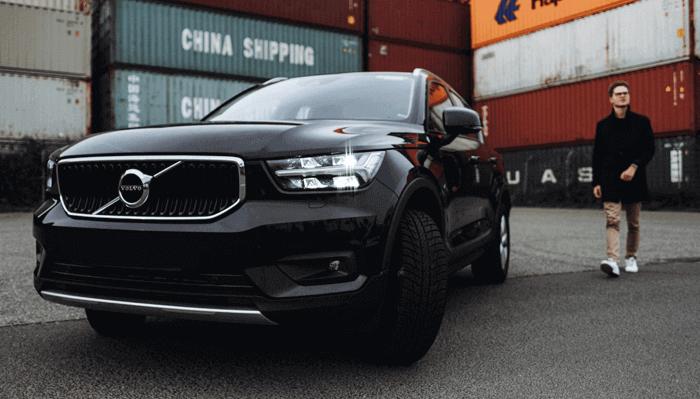 Företagsleasing bil